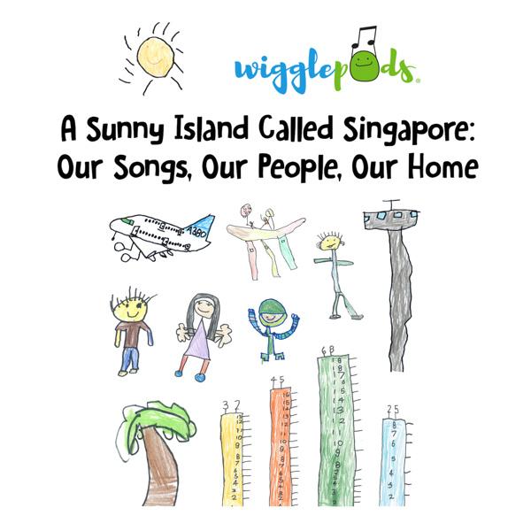 A Sunny Island Called Singapore