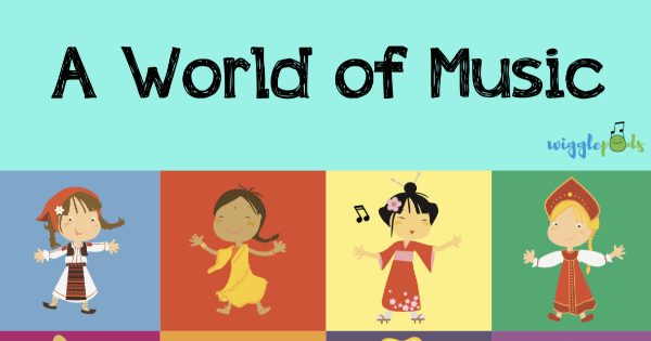 A World of Music (Staff)