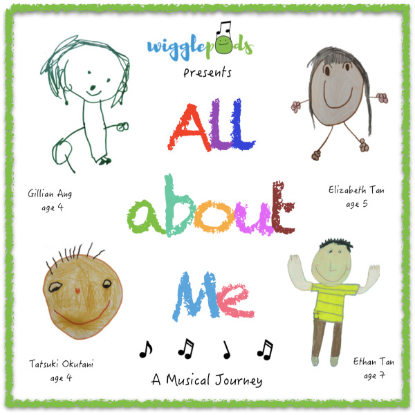 All About Me Album Cover