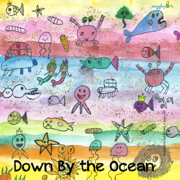 Down by the Ocean Album Cover