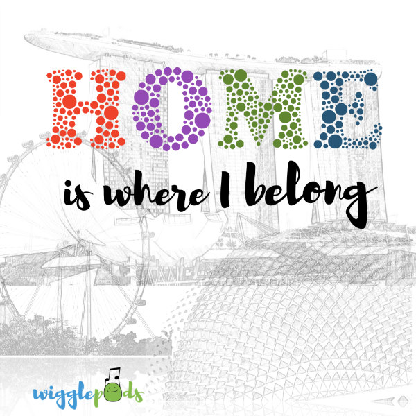 Home is Where I Belong Album Cover