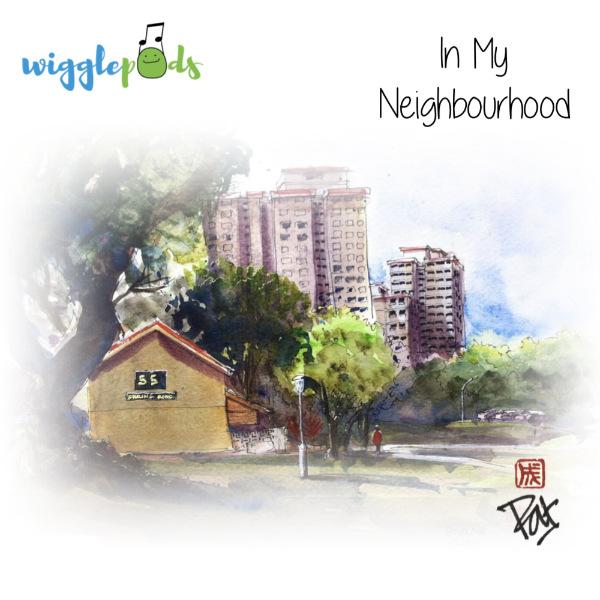 In My Neighbourhood Album Cover