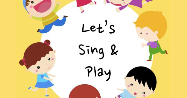 Let's Sing and Play (Staff)