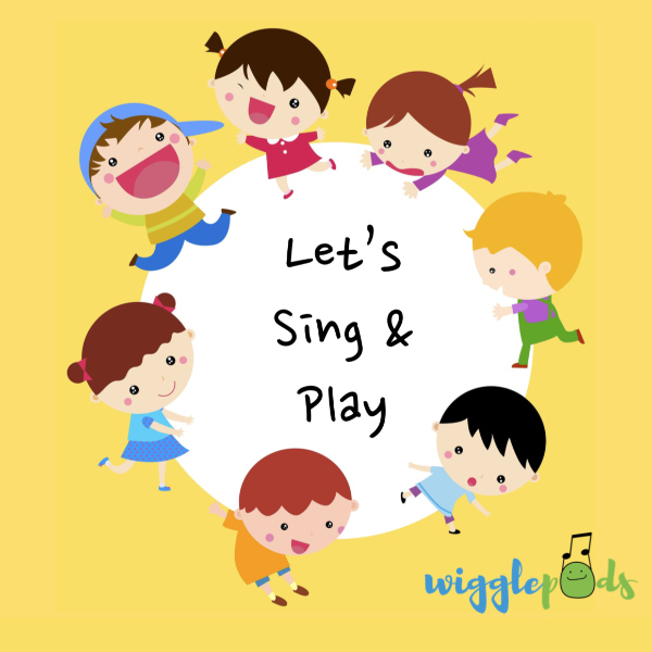 Let's Sing and Play Album Cover