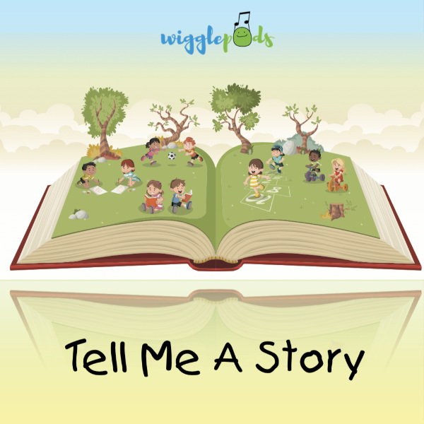 Tell Me A Story Album Cover