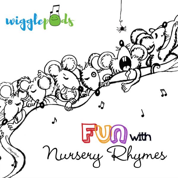Fun with Nursery Rhymes Album Cover