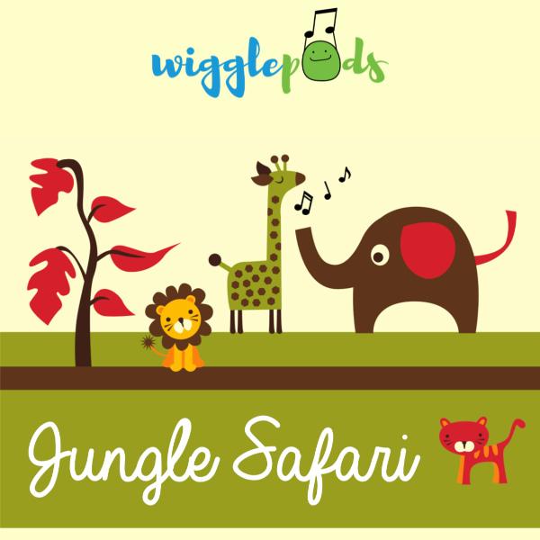 Jungle Safari Album Cover