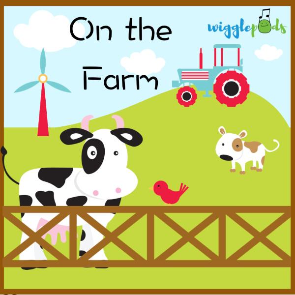 On the Farm Album Cover