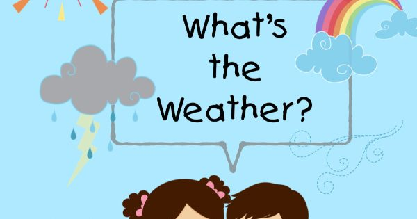 What's the Weather? (Staff)